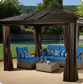 Gazebos Hot Tub Wholesale Home Leisure Products